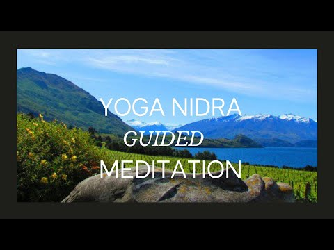 Yoga Nidra - Deeply Restorative Guided Relaxation / Meditation