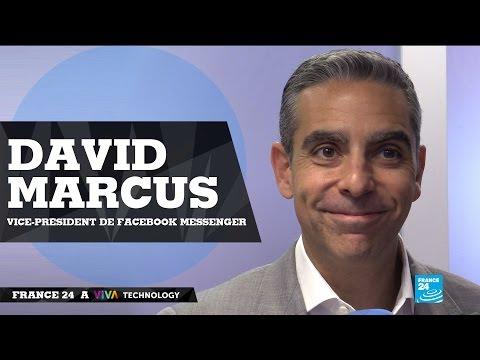 """Facebook Messenger : """"Nous voulons inventer la prochaine génération de messagerie"""" - #VIVATECH"""