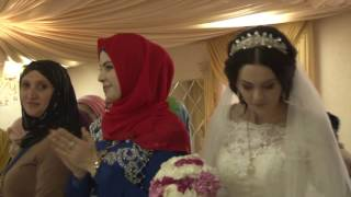 Свадьба Черхигова Муслима и Залины 12.09.2015 г. 2 часть