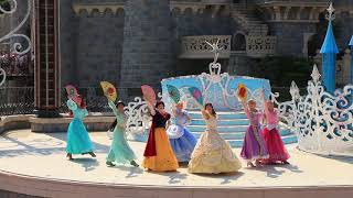 The Starlit Princess Waltz - Disneyland Park - Disneyland Paris