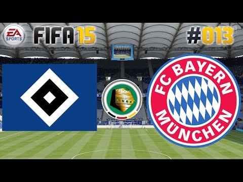 FIFA 15 #013 Hamburger SV vs. FC Bayern ★ DFB Pokal ★ Let's Play FIFA 15 Multiplayer [Deutsch]