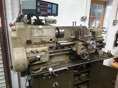 HARRISON 140 LATHE FOR SALE Screwcutting Machine Tool Engineering Colchester Myford eBay