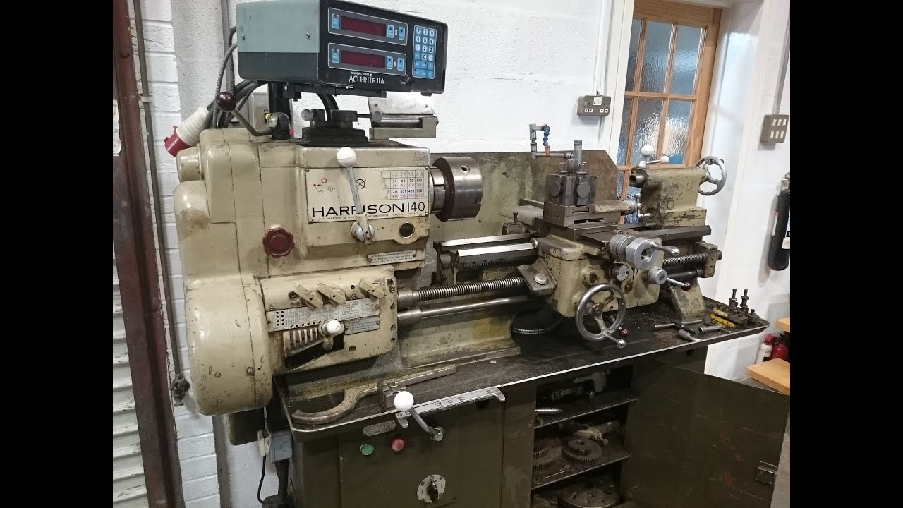 metal lathe for sale. harrison 140 lathe for sale screwcutting machine tool engineering colchester myford ebay - youtube metal lathe for sale 0