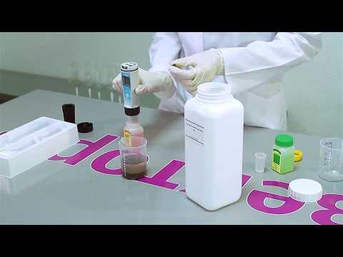 Методика проведения анализа почвы с помощью портативной лаборатории Агровектор ПФ 014 01