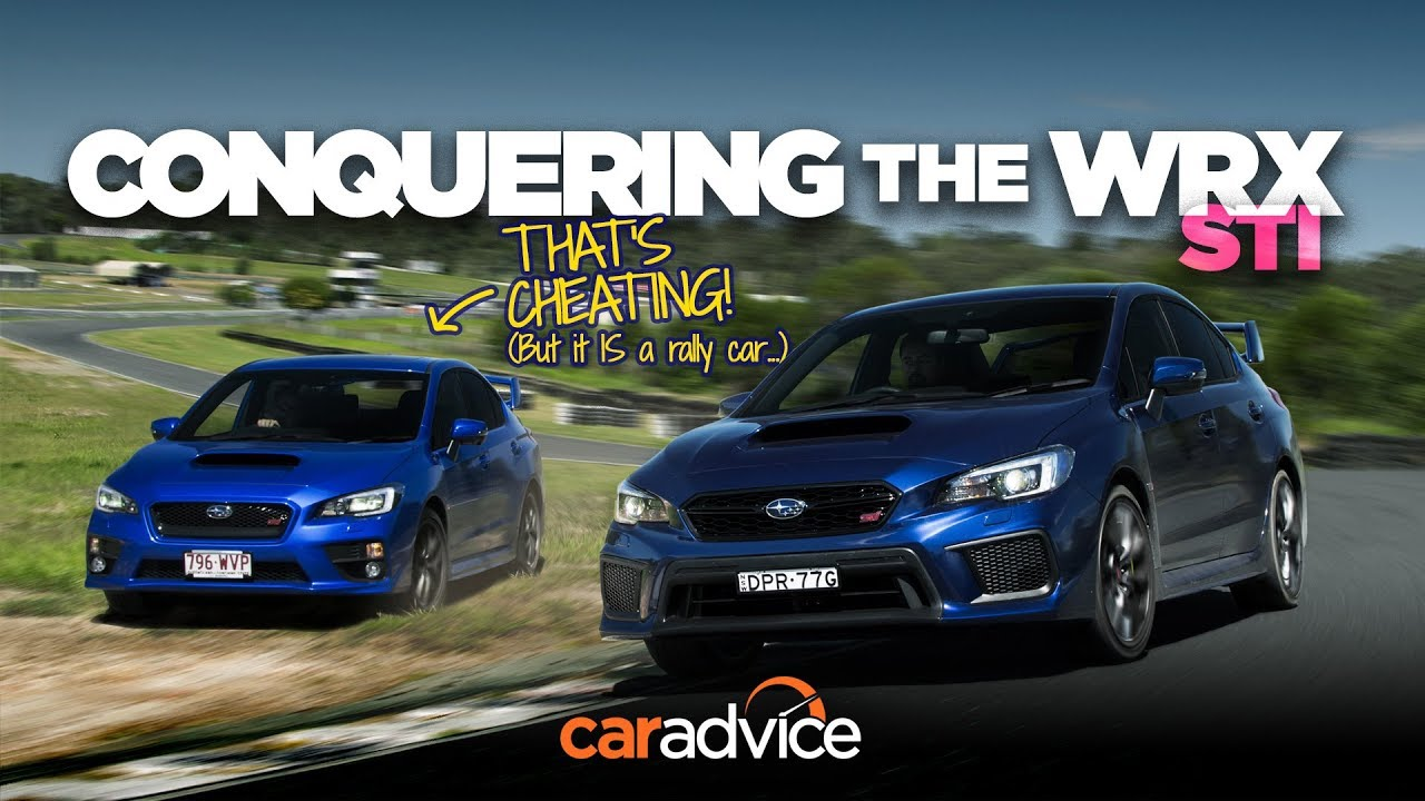 How to drive fast in a Subaru WRX STI - Dauer: 14 Minuten