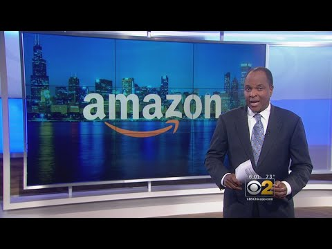 Chicago Delegation Heading To Amazon