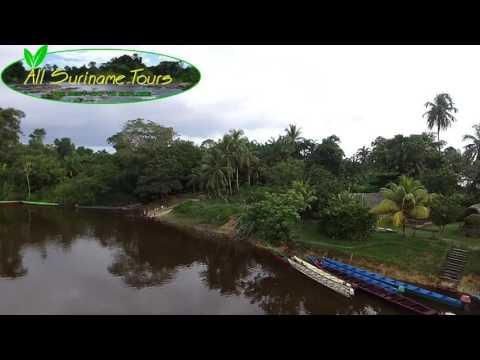 3 Day Tour Isadou -JawJaw Suriname