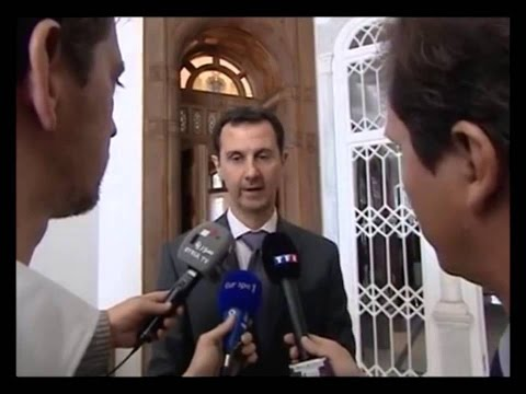 ماهو التصريح الذي سحبه بشار الأسد من الإعلام خوفا من الروس ؟ - هنا سوريا