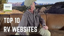 Ep. 30: Top 10 RV Websites | RV camping tips and tricks how-to | Grand Adventure