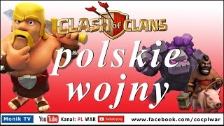 Clash of Clans PL WAR - TH11, Grand Warden, Eagle Artillery, Atak na nr. 1 w wojnie