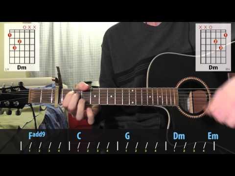 Pearl Jam - Sirens guitar lesson