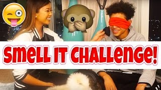 Smell It Challenge | Liane V