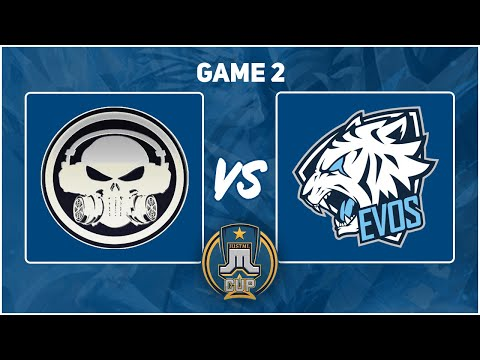 Just ML Cup Day 9 Execration vs Evos PH Game 1 (BO3) | Just ML Mobile Legends