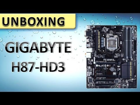 GIGABYTE H87 HD3