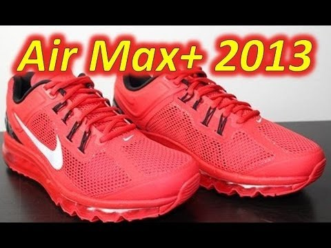 Nike Air Max+ 2013 Pimento Review + On Feet