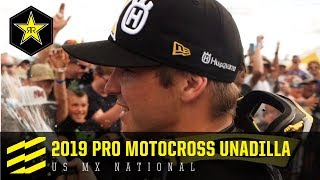 2019 Pro Motocross Unadilla US MX National | Rockstar...