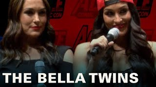 WWE Panel - The Bella Twins | 2017 ACE Comic Con Long Island