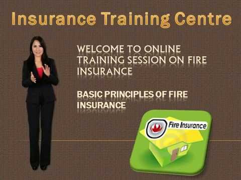 Fire Insurance Introduction