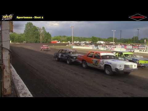 Sportsman -- 6/16/17 -- Rapid Speedway