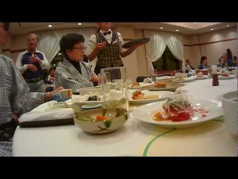 Chokai Hot Spring Hotel 鳥海溫泉旅館 day 3 - 28 ( Japan )