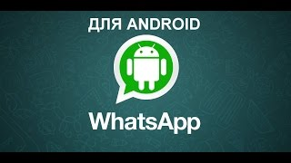 Скачать WhatsApp для Андроид