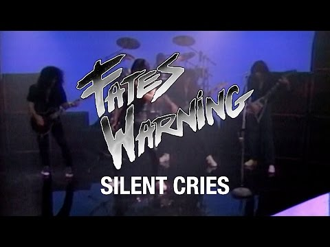 """Fates Warning """"Silent Cries"""" (OFFICIAL VIDEO)"""
