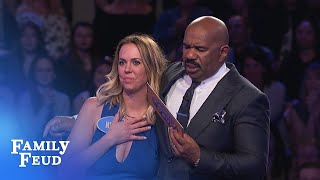 Fast Money PRESSURE is on Dale! | Family Feud