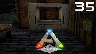 ARK Survival Evolved [#35] Electrical Generator, Omnidirectional Lamppost, Industrial Grill