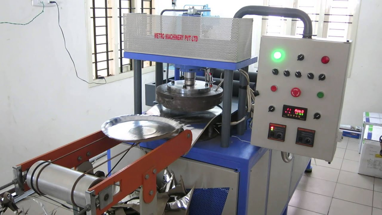 Fully Automatic paper plate making machine +91 8778429727 +91 9962648941 - YouTube & Fully Automatic paper plate making machine +91 8778429727 +91 ...