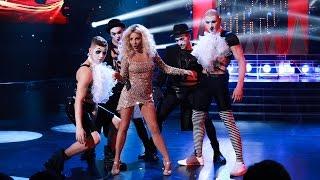 Один в один! Светлана Светикова. Бритни Спирс - «Circus»