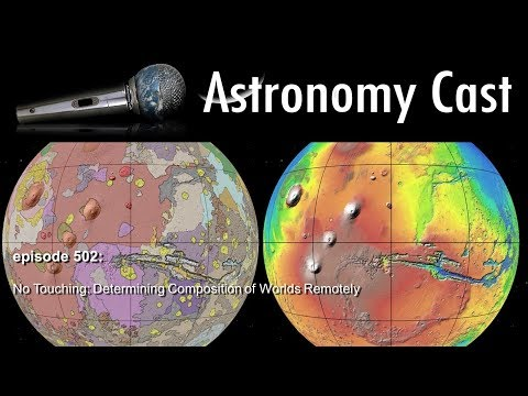 Download Astronomy Cast Ep. 502: No Touching: Determining Composition of Worlds Remotely