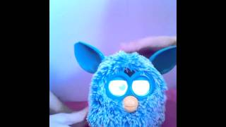 How to change your 2012 Furby into 'baby' mode