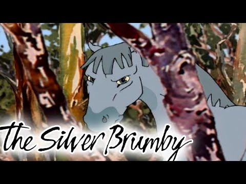 Download The Silver Brumby | Watching from a distance 🐎| HD FULL EPISODES Mp4 baru