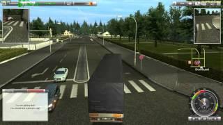 German Truck Simulator - so a parking