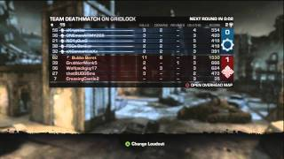 Gears of War 3 TDM 1 Dual commentary with INFAMOUS B.T.