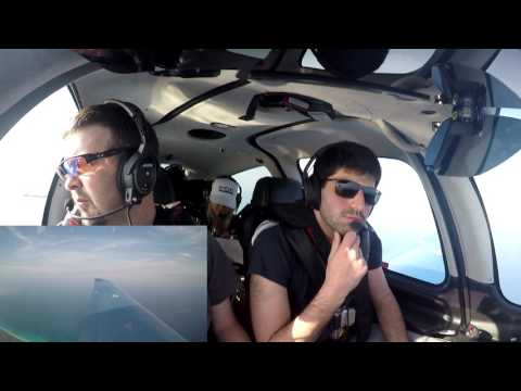 Bahamas Arrvial With Gorgeous Views In The Cirrus SR22