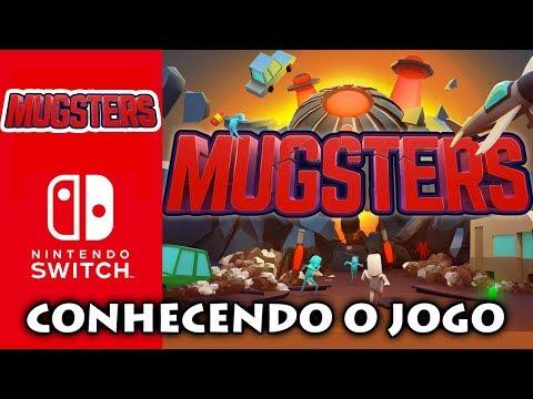 MUGSTERS - Conhecendo Esse Jogo DOIDO E VICIANTE