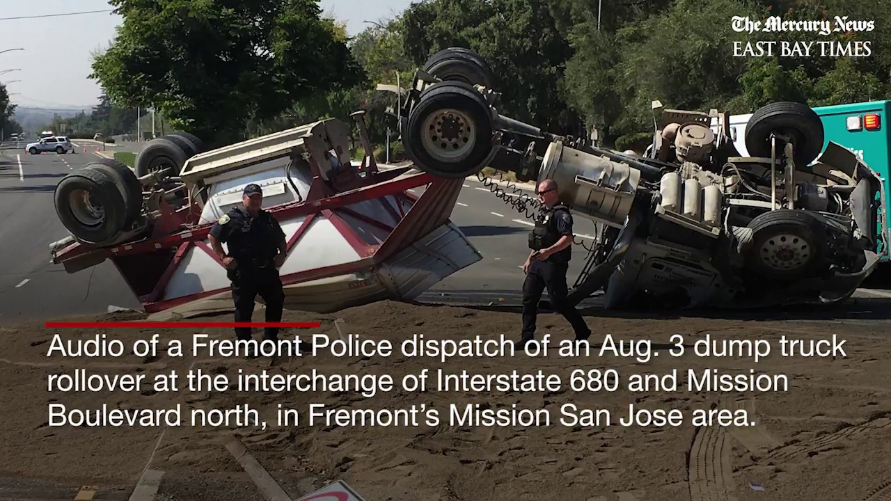 Rig Rollover FPD Dispatch