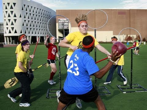 UC Quidditch League