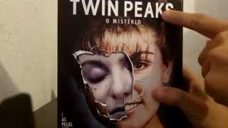 Twin Peaks - A Série Completa em Blu-Ray (Unboxing)