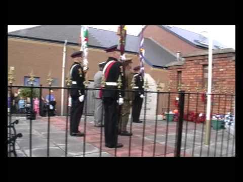 UVF Regimental Band @ Memorial Garden East Belfast 1st July
