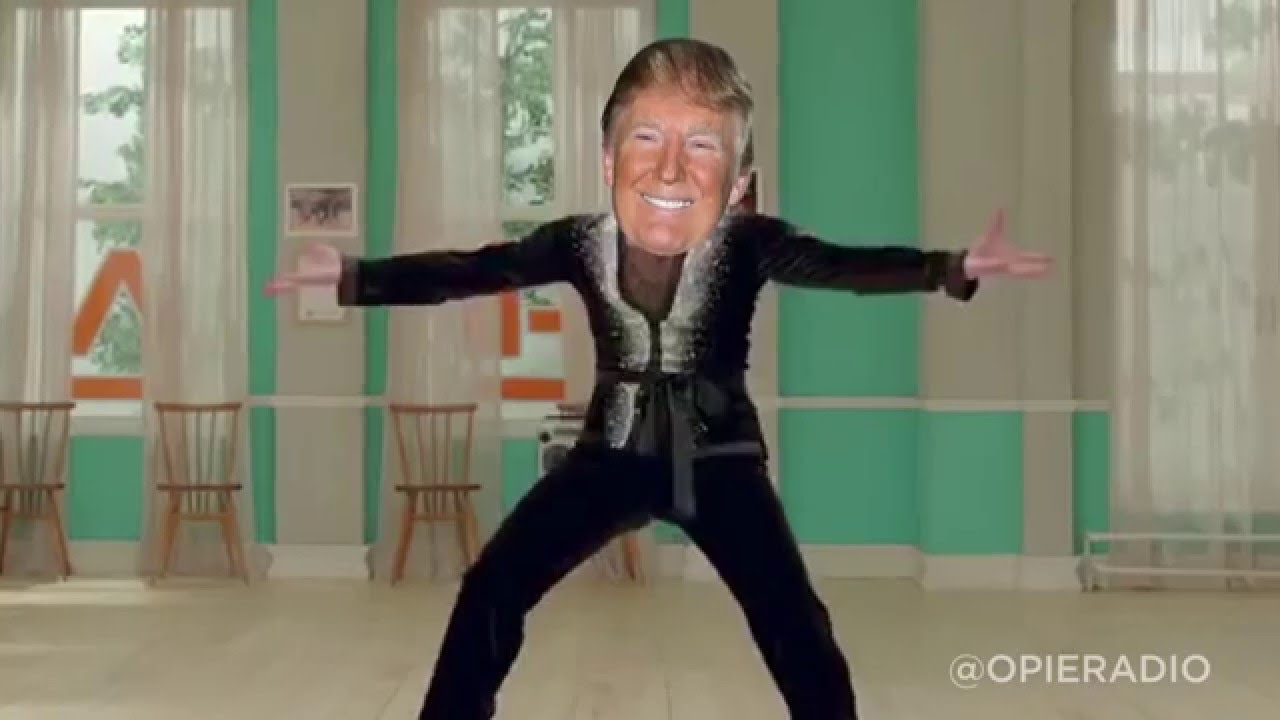 Image result for trump dancing pictures