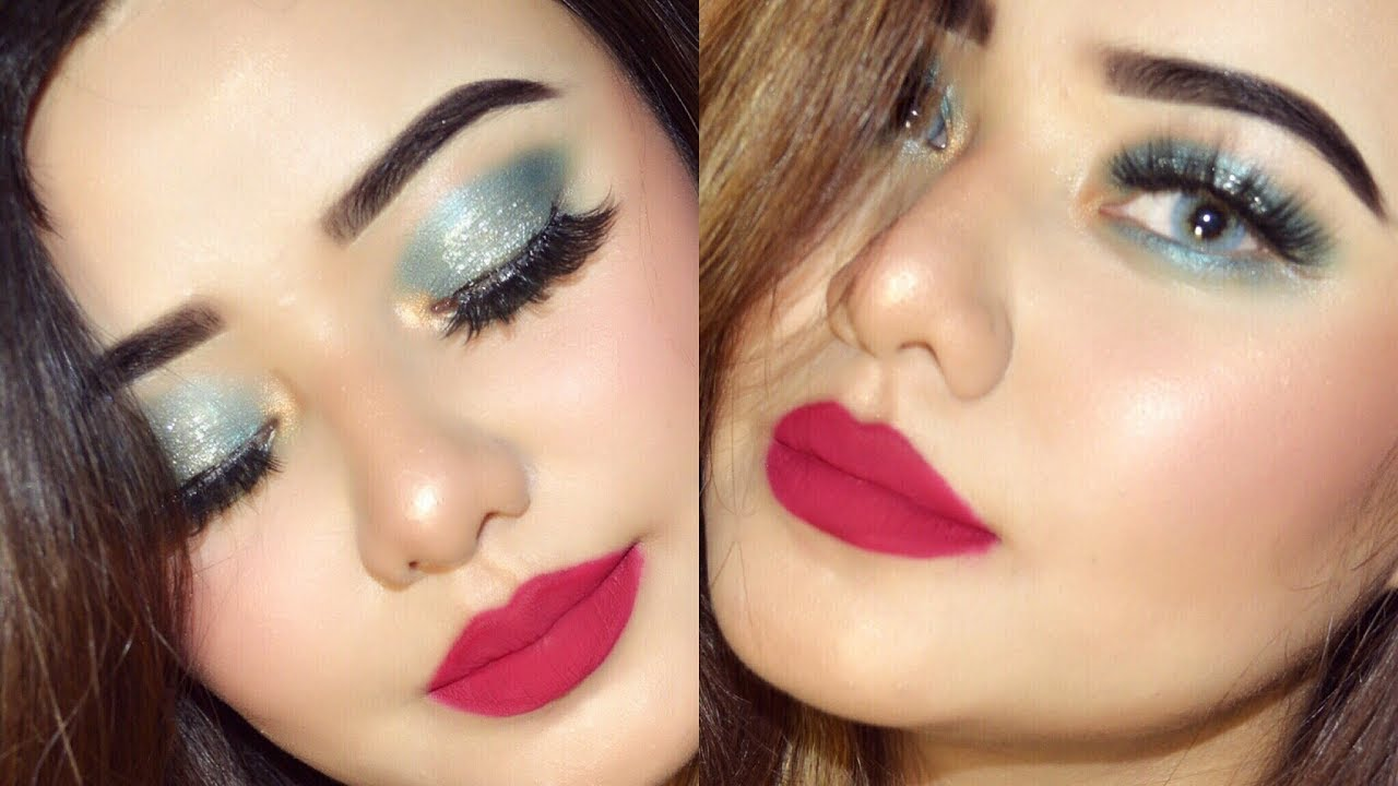 Summer Party Makeup Tutorial Youtube