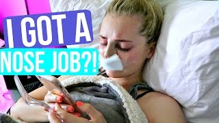 One of Aspyn and Parker's most viewed videos: I GOT A NOSE JOB!