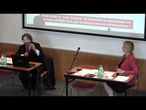 La régulation et ses effets sur le marché des Télécommunications par Laurent_benzoni