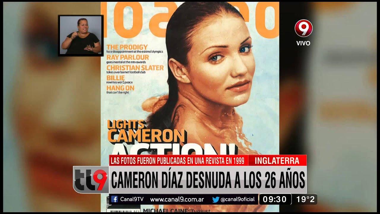 Cameron Díaz Desnuda A Los 26 Años