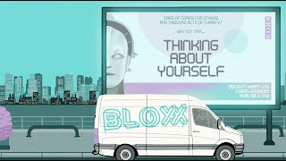 BLOXX - Thinking About Yourself (Official Lyric Video)