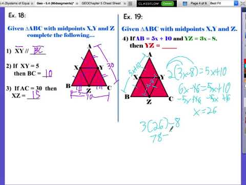 Honors Geo - Day 5.4 Video