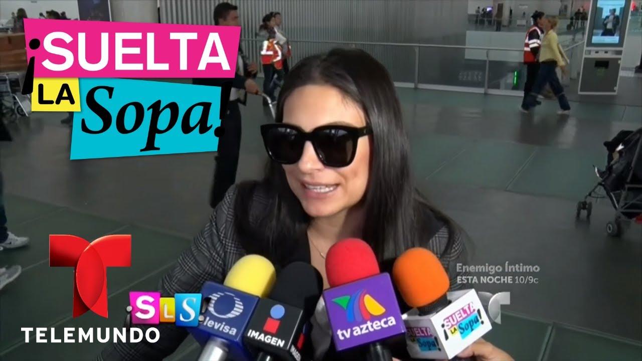 Ana Brenda Contreras Sex Video ana brenda contreras sobre #metoomx | suelta la sopa | entretenimiento