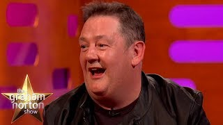 Johnny Vegas Was Almost A Corpse In Silent Witness | The Graham Norton Show